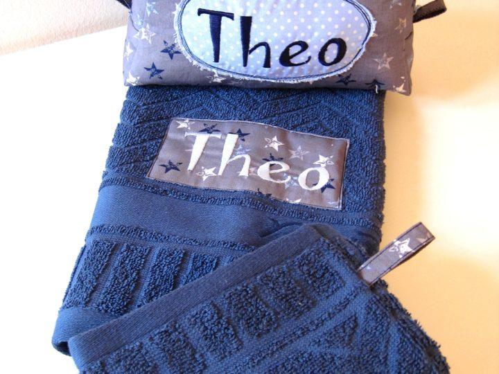 Lauter süße Handtücher mit Namen zum Verschenken