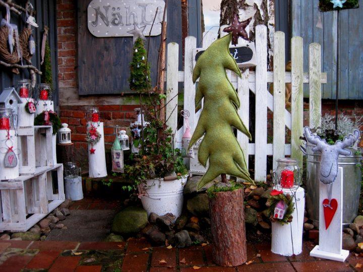 Morgen den 7. November öffnet ab 11 Uhr die Weihnachtsstube